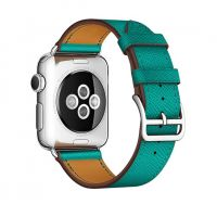 Ремешок для Apple Watch 42/44mm Hermes Single Tour Green, Цена: 778 грн, Фото
