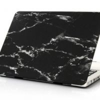 Чехол для MacBook air 13.3 pro 13 retina Mramor black-white