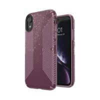 Чохол Speck fop Apple iPhone XR PRESIDIO CLEAR + GLITTER - STARLIT PURPLE