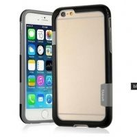 Бампер Zenus Walnutt Bumper Trio Case for iPhone 6  №1