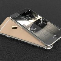 Тонкий бампер Designed by Luphie для iPhone 6. 6 plus Blade Grey