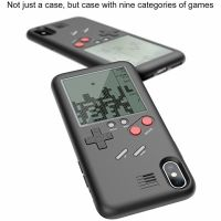 Чехол Tetris Case iPhone X/XS/10 Black