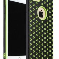 Чехол Silicone with Black/Green Nike for iPhone 7.7 Plus/ 8.8 plus, Цена: 377 грн, Фото