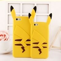 Чехол silicone pokemon case iPhone 5s.5se.6.6 plus