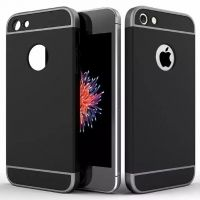 Чехол iPaky Black Full Cover For iPhone 5s.5se
