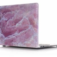 Чехол для MacBook air 13.3 pro 13 retina Mramor pink