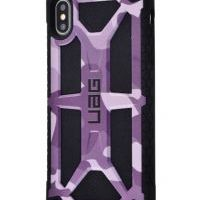 Чехол UAG Urban Armor Khaki Style iPhone Xs Max Grey