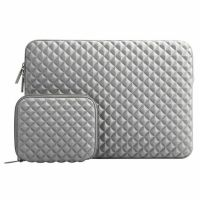 Чехол Mosiso Lycra Soft Sleeve for MacBook Air 13 / Pro 13 - Grey, Цена: 728 грн, Фото