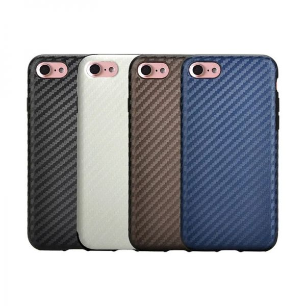 фото Чехол silicone carbon case iPhone 7.7 plus/ 8.8 plus