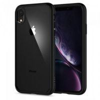 Чехол Spigen Ultra Hybrid for iPhone XR - Matte Black (064CS24874)