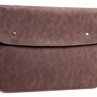 Чехол felt & leather от Gmakin для MacBook 12 New  Vintage Brown, Цена: 641 грн, Фото