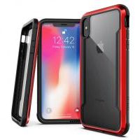 Чехол iPhone XS Max Red Case Defense Shield
