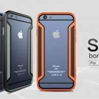 NILLKIN Slim Armor  Bumper for Apple iPhone 6 (все цвета)