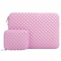 Чехол Mosiso Lycra Soft Sleeve for MacBook Air 13 / Pro 13 - Pink