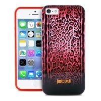 ����� Puro Just Cavalli Micro ��� iPhone 5.5s Red
