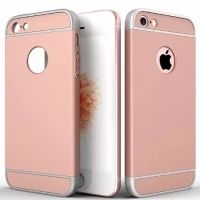 Чехол iPaky Pink Full Cover For iPhone 5s.5se