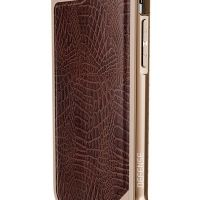X-Doria Defense Lux iPhone 6s/6 Plus Fitted Hard Shell Case - Brown