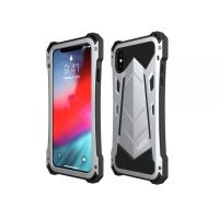 Чехол R-Just Silver Armor Ghost Waterproof for Apple iPhone XS Max
