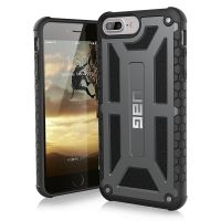 Чехол UAG для iPhone 7 Plus / iPhone 8 Plus Monarch Grey, Цена: 552 грн, Фото