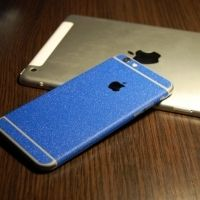 �������� ������ Blue for iPhone 6.6 plus