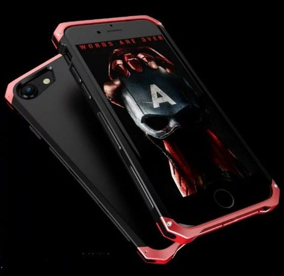 фото Element Case Solace red-black  for iPhone 7/8 (replica)