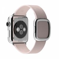 Браслет Pink Modern Buckle for Apple Watch 38/40/42/44mm