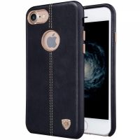 Чехол Nillkin Englon Leather Cover for Apple iPhone 7. 7 plus  Black