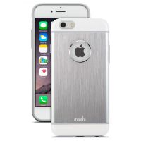 Чехол moshi iGlaze Armour Gunmetal Silver для iPhone 6 Plus /6s Plus, Цена: 377 грн, Фото