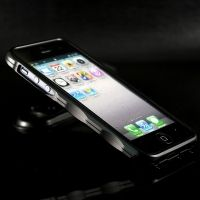 Бампер iMatch iPhone 5.5s Bumper Metal - Black, Цена: 450 грн, Фото
