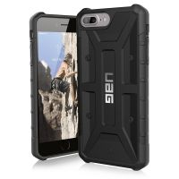 Urban Armor Gear (UAG) Navigator Case for iPhone 7 Plus. iPhone 8 Plus Black