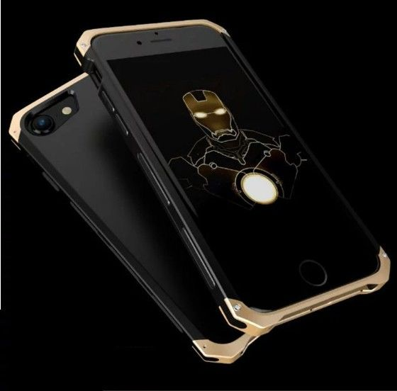 фото Element Case Solace gold-black  for iPhone 7/8 (replica)