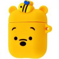 Чехол Soft Funny Case для AirPods Winnie
