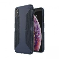 Чохол Speck for Apple iPhone XS Max PRESIDIO GRIP - ECLIPSE BLUE/CARBON BLACK