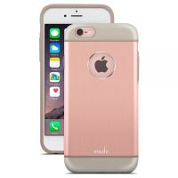 Чехол moshi iGlaze Armour Gunmetal Pink для iPhone 6 Plus /6s Plus, Цена: 377 грн, Фото