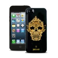 ����� Puro Just Cavalli Micro ��� iPhone 5.5s BLK