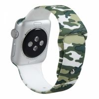 Ремешок Silicone Military Band for Apple Watch 38/40/42/44mm