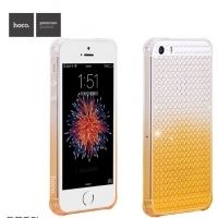 Чехол silicone HOCO Diamond iPhone 5s.5se. 6.6s Yellow