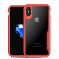 Чехол-бампер iPaky Red iPhone X / iPhone 10