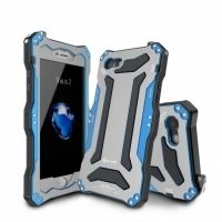 Бампер R-Just Gundam Waterproof for iPhone 7.7 plus/ 8.8 plus Blue