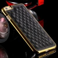 Чехол luxury Black-Gold for iPhone 6, Цена: 271 грн, Фото