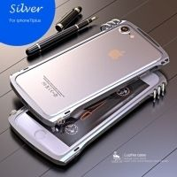 Бампер Alien X1 rotary screw for iPhone 7.7 plus/ 8.8 plus Silver