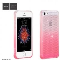 Чехол silicone HOCO Diamond iPhone 5s.5se. 6.6s Pink