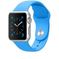 Ремешок Blue Sport Band for Apple Watch 38/40/42/44mm