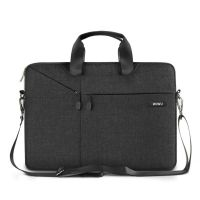 Сумка WIWU Gent Brief Case for MacBook Pro 15 Black