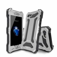 Бампер R-Just Gundam Waterproof for iPhone 7.7 plus/ 8.8 plus Silver