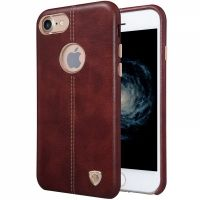 Чехол Nillkin Englon Leather Cover for Apple iPhone 7. 7 plus Brown
