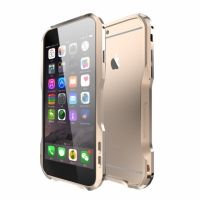 Бампер от Designed by Luphie для iPhone 6. 6 plus INCISIVE Gold