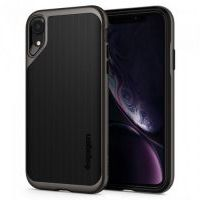 Чехол Spigen Neo Hybrid for iPhone XR - Gunmetal (064CS24878)