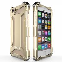 Бампер R-JUST Gundam Series Aluminum For iPhone 5.5s.6.6s Gold, Цена: 502 грн, Фото
