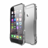 Бампер от Designed by Luphie для iPhone 6. 6 plus INCISIVE Grey